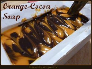 Orange-CocoaSoap
