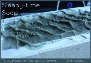 SleepytimeSoap